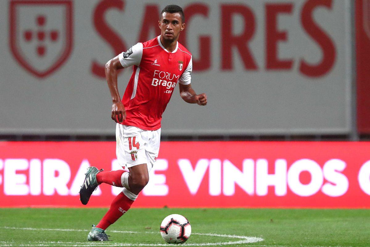 14 - Pablo Santos - Braga __
