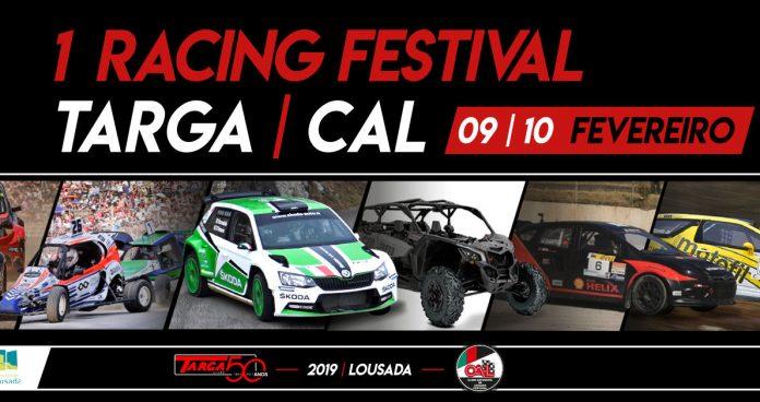1º Racing Festival a 9 e 10 de Fevereiro