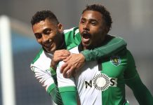 TP : Vamos ter dérbi lisboeta nas meias-finais, Sporting vence Feirense (2-0)