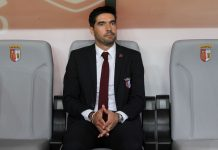 """Abel Ferreira: """"A nossa equipa é composta que grandes homens, com grande caráter"""""""