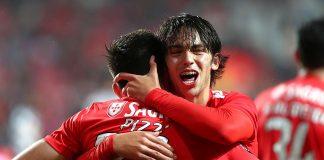 Goleada justa do Benfica, na Luz, perante um Boavista esforçado (5-1)