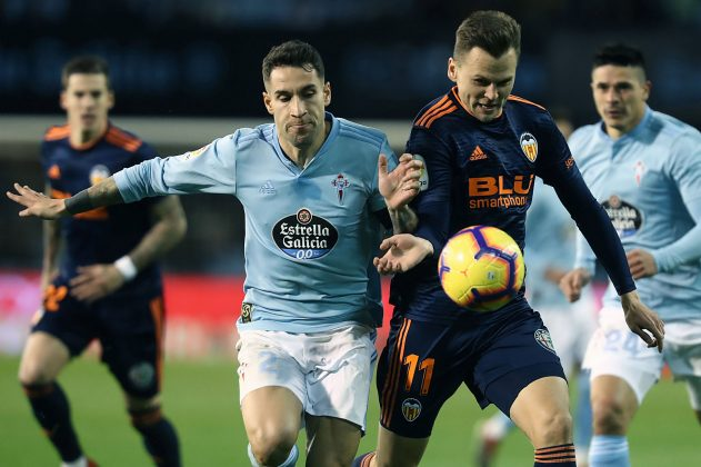 La Liga: Celta de Vigo 1-2 Valencia | FOTOGRAFIAS