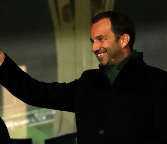 """Frederico Varandas: """"A arbitragem, com o VAR, está muito melhor do que o que sempre foi"""""""