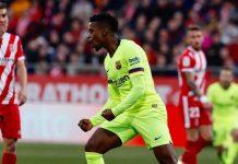 FC Barcelona vence Girona com golos de Nelson Semedo e Messi