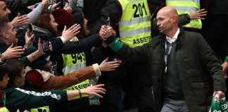 """Marcel Keizer: """"Isto é futebol. Os nossos adeptos acreditaram até ao fim."""""""