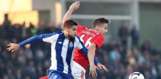 2ª Liga: FC Porto B e SL Benfica B empatam a 2 golos