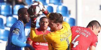 Feirense e Santa Clara dividem pontos (2-2) no Marcolino de Castro