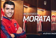 Oficial: Álvaro Morata já é jogador do Atlético de Madrid
