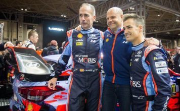 Dani Sordo vem a Portugal disputar o Rally Serras de Fafe