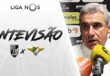 """Luís Castro: """"Queremos muito mais deste campeonato do que aquilo que ele nos tem dado"""""""