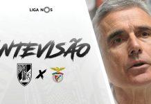 """Luís Castro: """"Iremos estar mais fortes porque temos mais jogadores disponiveis"""""""