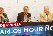 Miguel Cardoso mantém a confiança do presidente do Celta