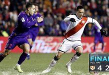 Celta de Miguel Cardoso soma 3ª derrota consecutiva (4-2 frente ao Rayo Vallecano)