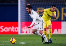 La Liga: Real Madrid empata a 2 golos no terreno do Villarreal