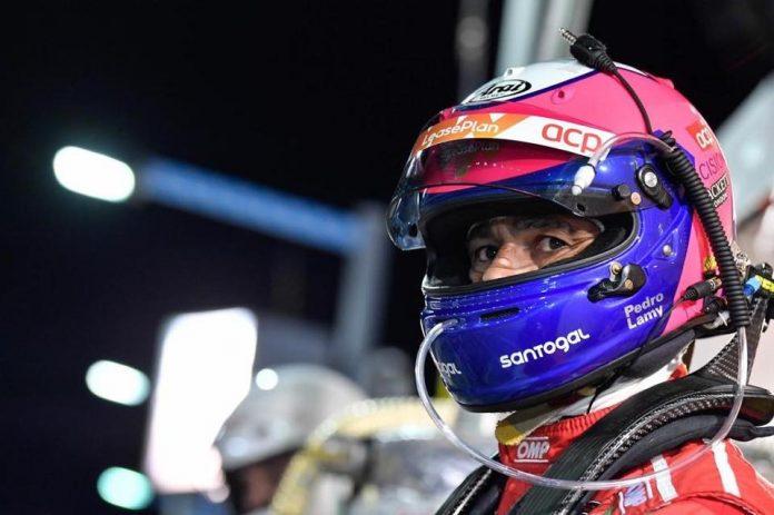Pedro Lamy venceu as 12 Horas de Bathurst na categoria Pro-AM