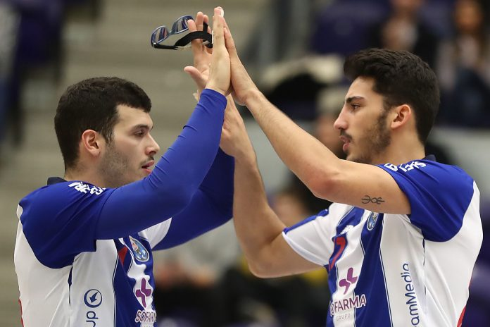 Andebol - Taça EHF: FC Porto imparável vence Holstebro na Dinamarca