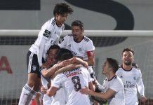 Benfica encerra a 22ª jornada com vitória por 3-0 em casa do Aves
