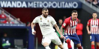 La Liga: Atlético de Madrid 1-3 Real Madrid   FOTOGRAFIAS
