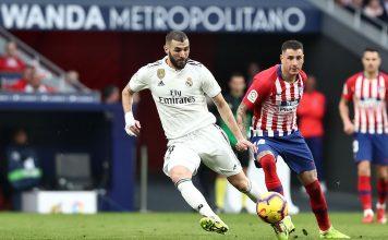 La Liga: Atlético de Madrid 1-3 Real Madrid | FOTOGRAFIAS