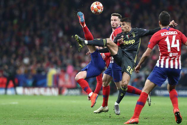 Liga dos Campeões: Atlético de Madrid 2-0 Juventus   FOTOGRAFIAS