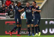 Belenenses impõe segunda derrota seguida ao SC Braga (2-0)