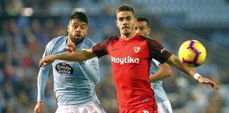 La Liga: Celta de Vigo 1-0 Sevilla   FOTOGRAFIAS