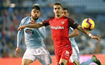 La Liga: Celta de Vigo 1-0 Sevilla | FOTOGRAFIAS