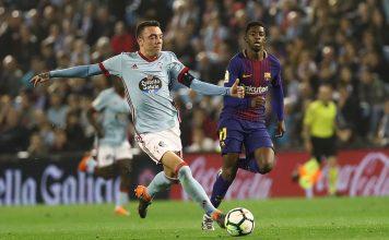 La Liga: Miguel Cardoso já conta com Iago Aspas no ataque do Celta