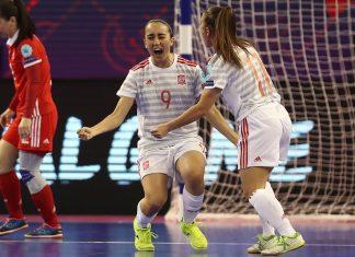 Espanha apurou-se para a final do Europeu feminino de futsal