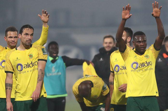 Paços Ferreira marca em cima do minuto 90 e cimenta liderança da II Liga