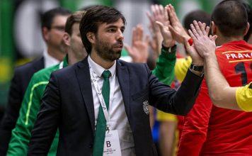 """Andebol - Hugo Canelas: """"Estamos obrigados a ganhar ao Fafe e depois ao Avanca"""""""