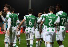 No fecho da 20.ª jornada o Moreirense venceu o Belenenses por 1-0