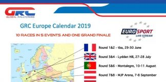 Montalegre vai receber em 2019 o Global Rallycross Championship