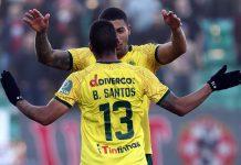 2ª Liga: Paços de Ferreira vence no Algarve com golo ao minuto 90