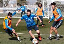Real Madrid prepara duelos com Barça (Taça) e Atlético de Madrid (La Liga)
