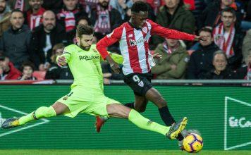 La Liga: Barça deixa 2 pontos em Bilbao e Real Madrid aproxima-se