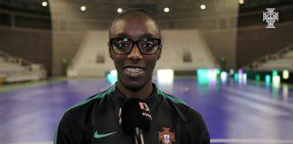 """Euro Futsal Feminino - Janice Silva: """"O apoio dos portugueses será uma força de outro mundo"""""""