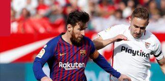 La Liga: FC Barcelona derrota Sevilla (2-4) com hat-trick de Messi