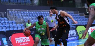 Basquetebol - Taça de Portugal: Lusitânia bate Terceira Basket e é o 1º semi-finalista