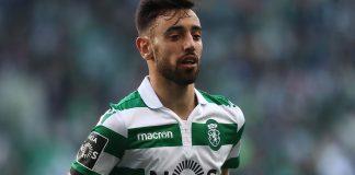 Bruno Fernandes dispensado dos trabalhos da Seleção Nacional