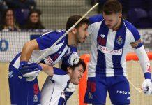 Hóquei em Patins: Dragão Caixa esgotado para o clássico entre FC Porto e Sporting
