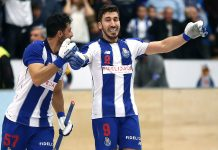 Hóquei em Patins: FC Porto bate Sporting (3-1) e lidera isolado o campeonat