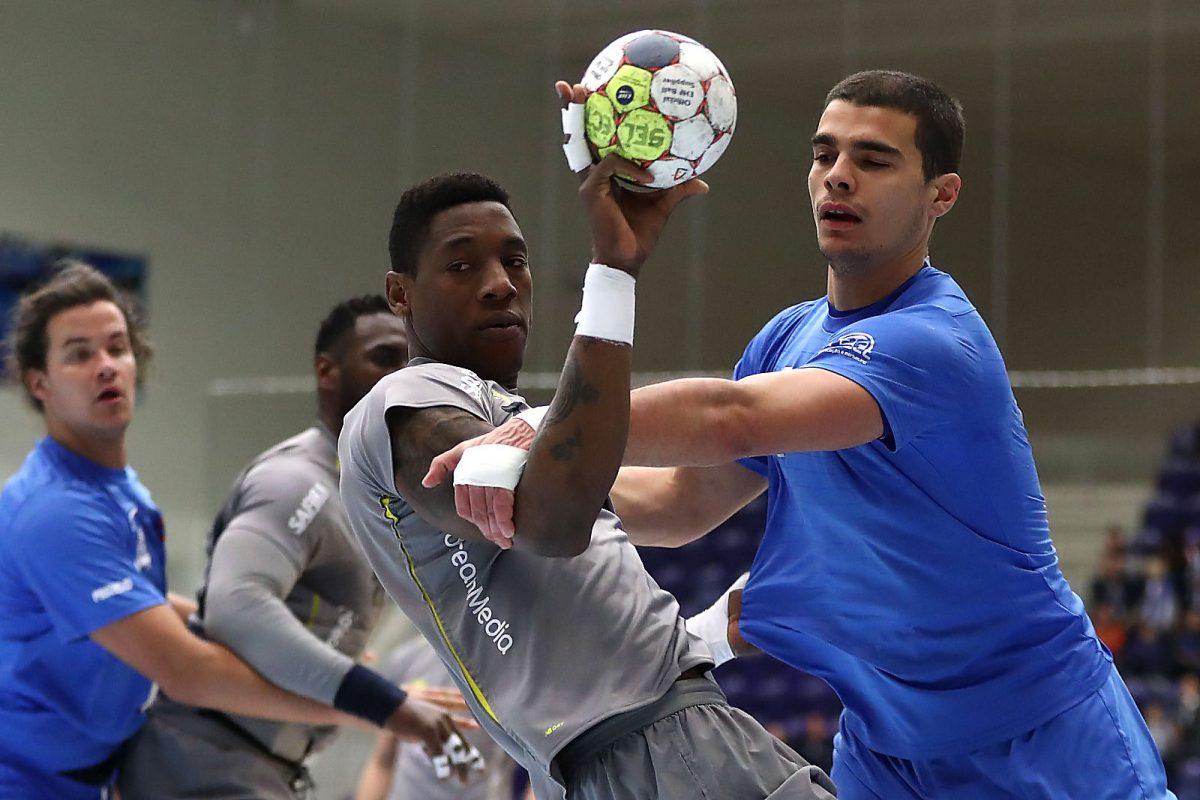 Andebol1 :  Vitória tranquila do FC Porto frente ao Belenenses (34-17)