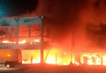 Incêndio destrói todas as motos da MotoE durante a noite em Jerez
