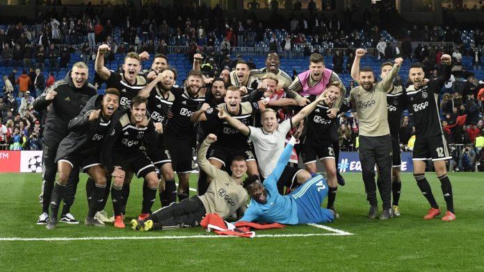 Liga dos Campeões: Ajax causa real humilhação em Madrid