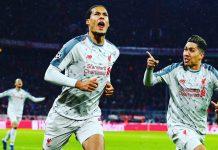 Liverpool domina em Munique e está nos quartos-de-final da Liga dos Campeões