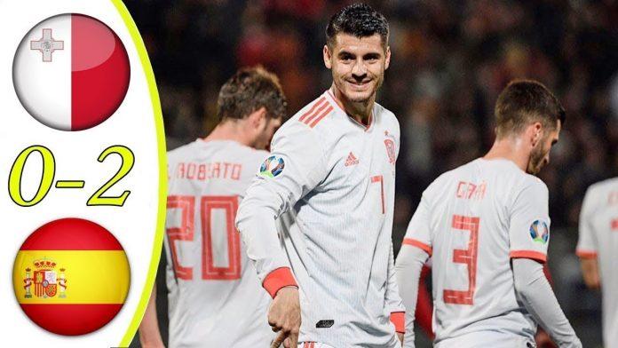 Espanha e Itália vencem e já espreitam o Euro 2020