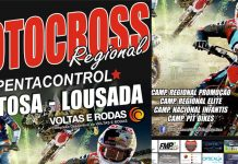 Motocross: Lustosa abre época 2019 do Regional MX Pentacontrol