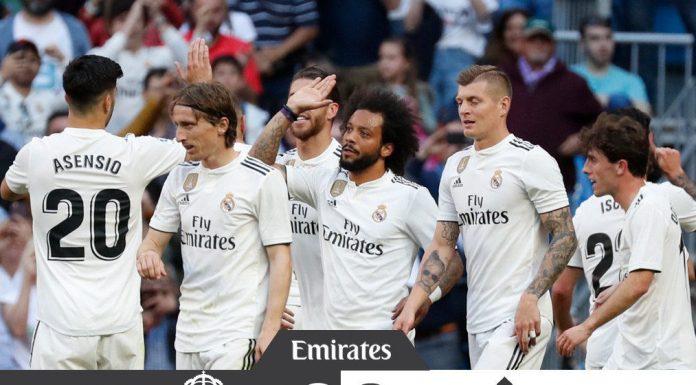 Real Madrid de Zidane afunda ainda mais o Celta de Vigo
