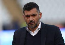 """Sérgio Conceição: """"O importante é valorizar a nossa presença entre as 8 melhores equipas da europa"""""""